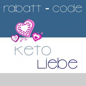 Rabattcode KETOLIEBE