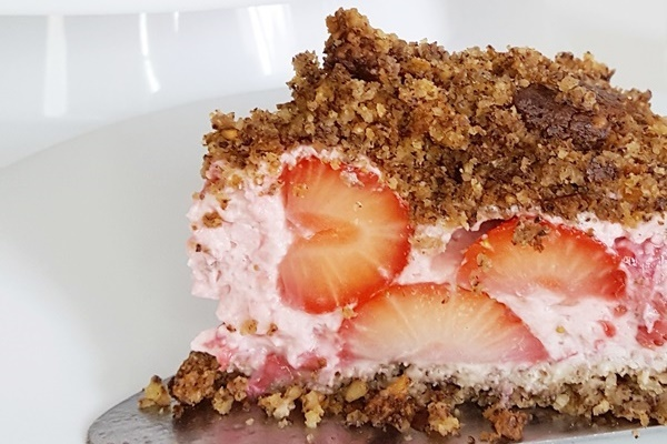 Keto Kuchen und Torten - cover