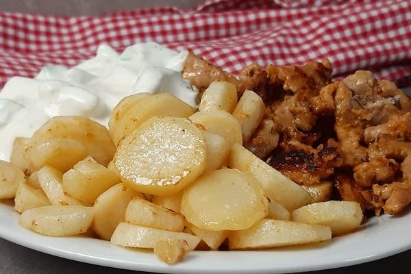 """Petersilienwurzeln als """"falsche Bratkartoffeln"""" ist auch genial"""